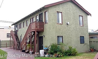 Building, 1536 Locust Ave, 1