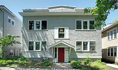 Building, 429 Fry St, 1