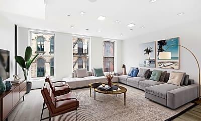 Living Room, 35 Walker St 3, 0