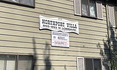 Northport Villa, 1