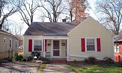 Building, 1309 Clarendon St, 0