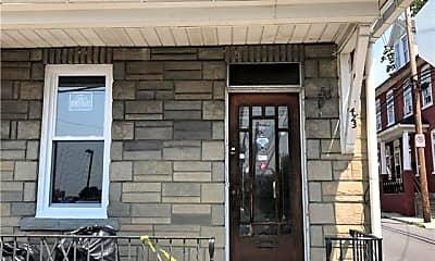 Building, 423 Buchanan St, 0