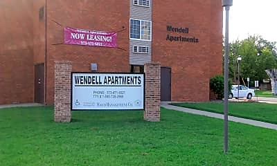 Wendell Apartments, 1