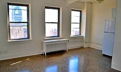 Living Room, Marshall Hall, 1