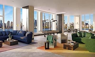 Living Room, 5241 Center Blvd, 2