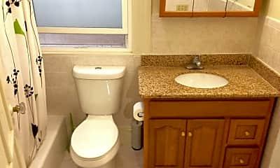 Bathroom, 687 5th Ave, 2