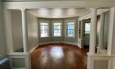 Living Room, 15 Grant St 15, 1