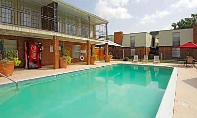 Pool, Bridgeway I Apartment Homes, 1