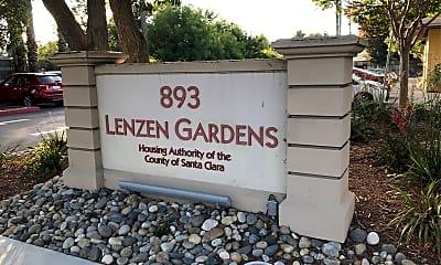 Lenzen Gardens, 1