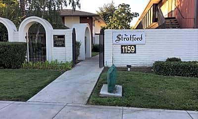 Stratford Apartments, 1