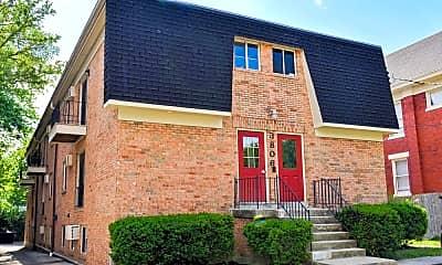 Building, 3806 Hyde Park Ave, 1