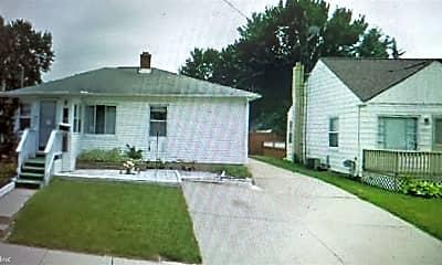 Building, 3813 Larchmont St, 1