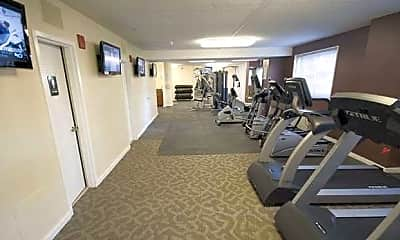 Fitness Weight Room, 7333 New Hampshire Ave, 2