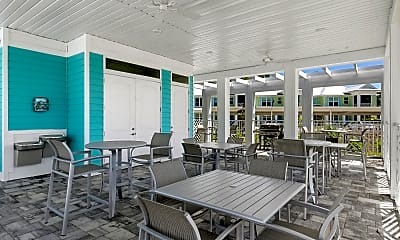 Recreation Area, Lemon Bay Apartments, 1