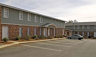 Building, Cobble Hill, 1
