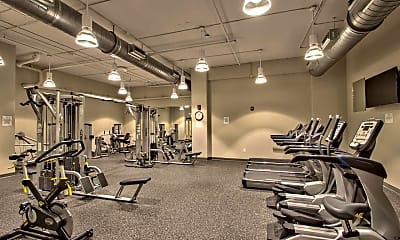 Fitness Weight Room, 300 S Duval St 703, 2