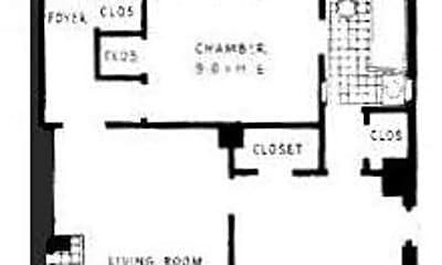 Kitchen, 192 E 75th St, 2