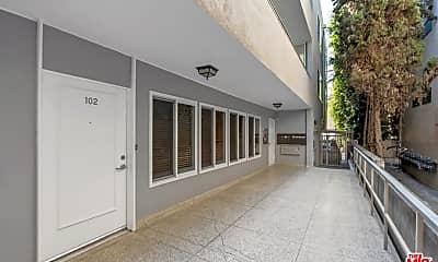 Building, 415 N Palm Dr, 1