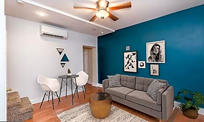 Living Room, 525 Fitzwater St 10, 0