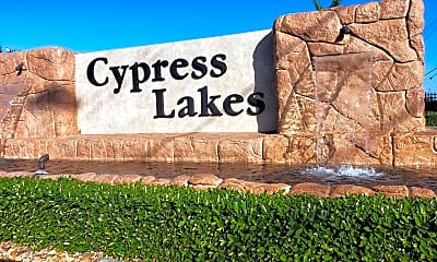 Community Signage, 5460 Crystal Anne Dr, 2