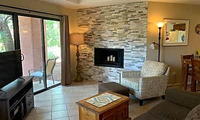 Living Room, 5051 N Sabino Canyon Rd 1166, 0