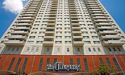 Building, The Regency, 1