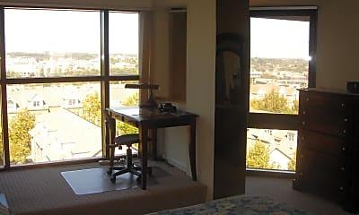 Living Room, 1530 Key Blvd 724, 2