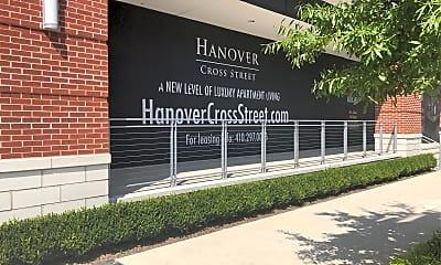 Hanover Cross Street, 1