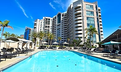 Pool, Towers at Costa Verde, 0