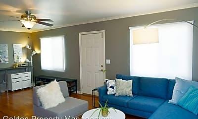 Living Room, 3449 Adams Ave, 1