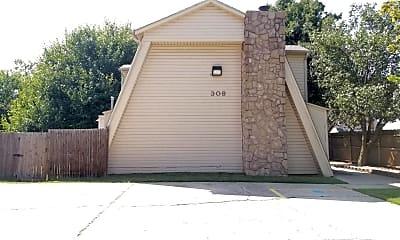 Building, 308 Vicksburg Circle, 1