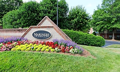 Community Signage, Mariners Crossing, 2