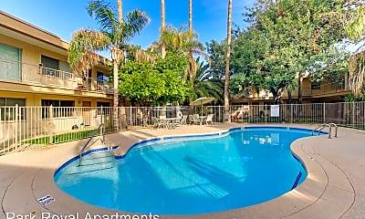 Pool, 3658-3660 N. 5th Ave, 1