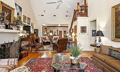 Living Room, 8020 Cypress Lake Dr, 1