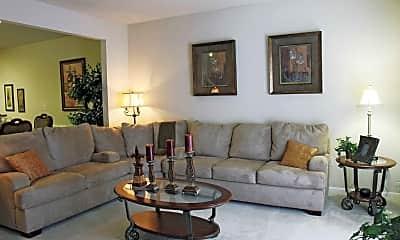 Living Room, Grand Palms, 1