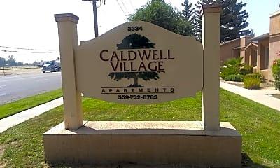 Caldwell Village, 1