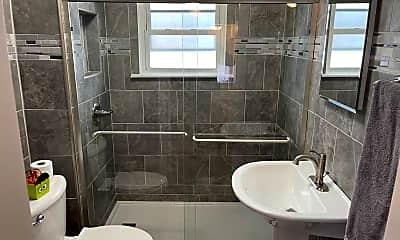 Bathroom, 22 1/2 N. Tremont St., 1