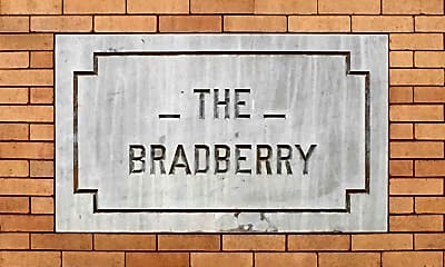 Community Signage, Bradberry, 0