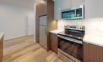 Kitchen, Prism, 2