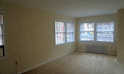 Living Room, 1328 Q St NW, 1