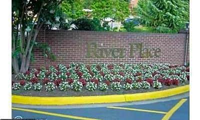 Community Signage, 1111 Arlington Blvd 736, 1