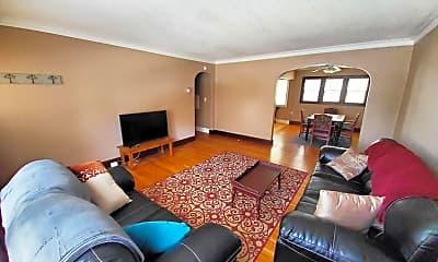 Living Room, 1243 1st St SW, 1