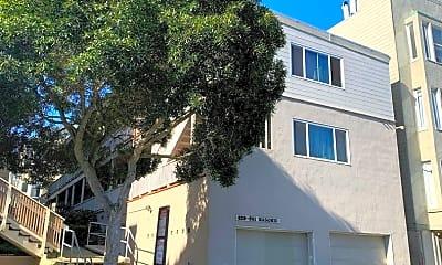 Building, 829 Masonic Ave, 0