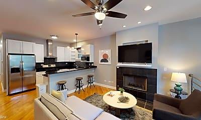 Living Room, 2837 W Lyndale St, 0