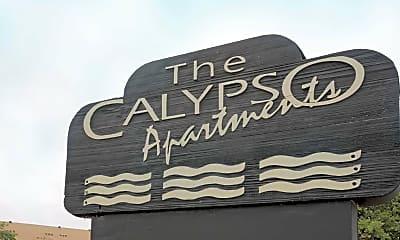 Community Signage, The Calypso, 1