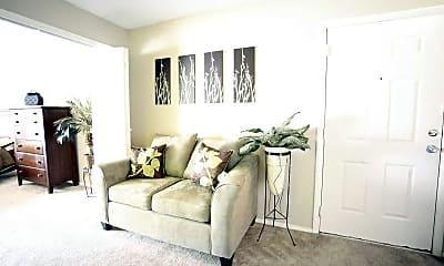 Living Room, Aspire Woodmeadow, 1