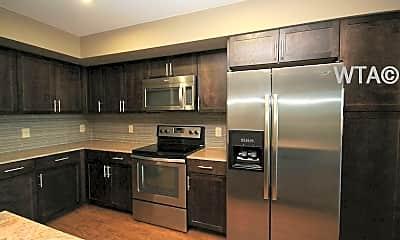 Kitchen, 1300 E Riverside Dr, 2