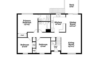 Building, 8542 Glenway Ct, 1