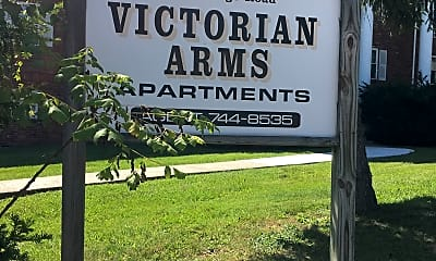 Victorian Arms Apartments, 1
