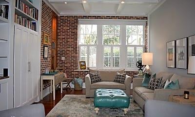Living Room, 67 Legare St, 0